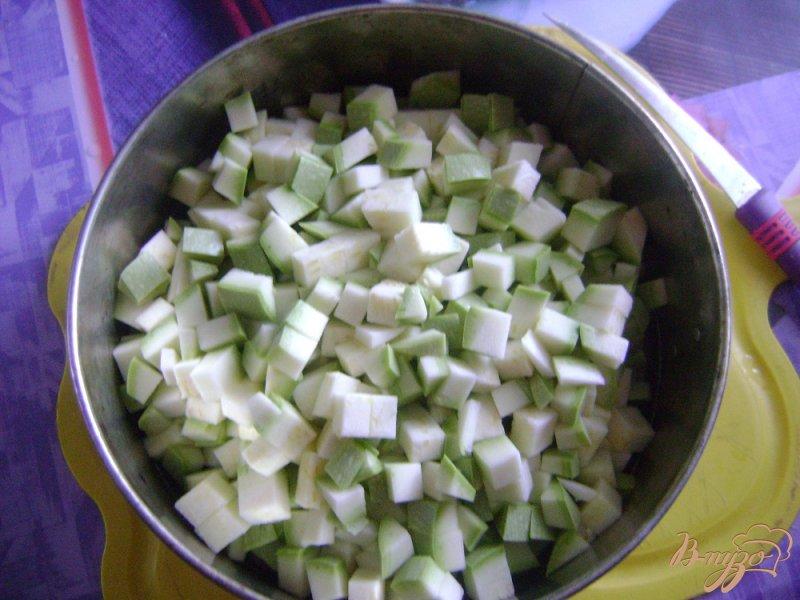Фото приготовление рецепта: Весеннее рагу шаг №1