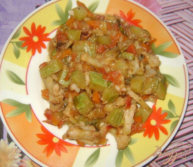 фото рецепта: Весеннее рагу