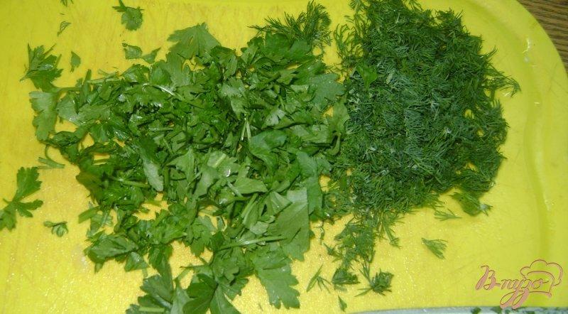 Фото приготовление рецепта: Овощной суп шаг №5