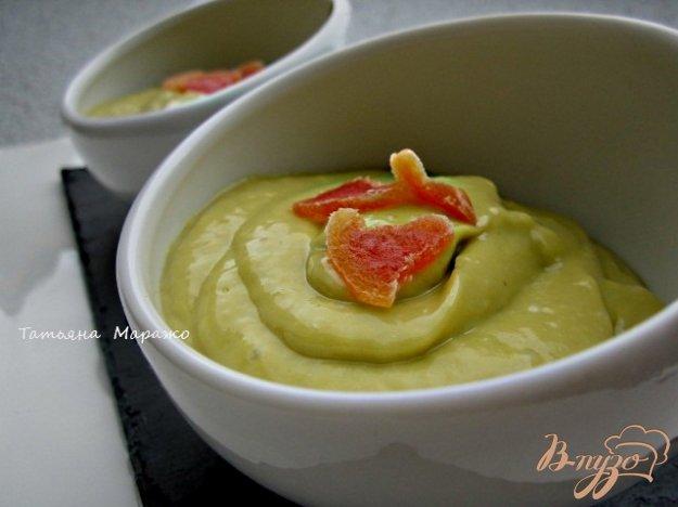 Рецепт Десертный крем из авокадо