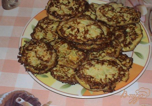 Рецепт Кабачково-морковные оладьи