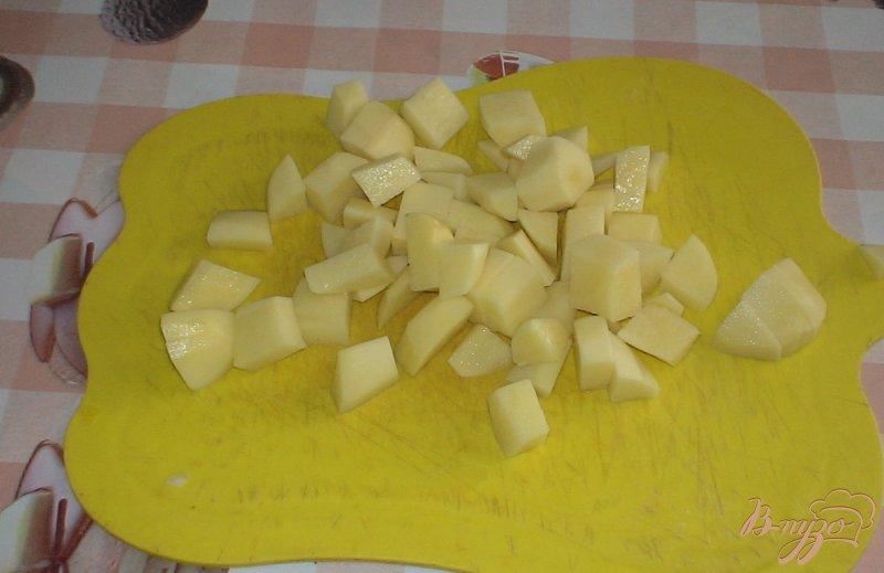 Фото приготовление рецепта: Суп с чечевицей шаг №2
