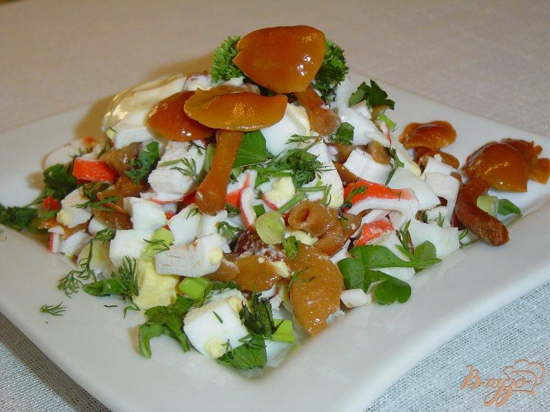 Рецепт салата с вареной курицей фото пошагово