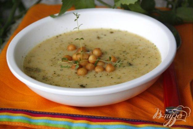 Рецепт Суп-пюре из цуккини