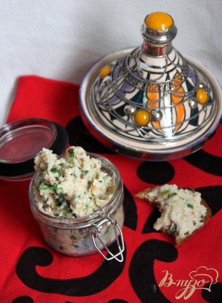Рецепт Фасолевый паштет с булгуром