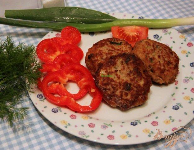 Рецепт Ленивые зразы из фарша, картофеля с зеленью
