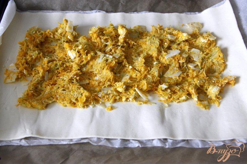 Фото приготовление рецепта: Греческий постный суп из чечевицы шаг №3