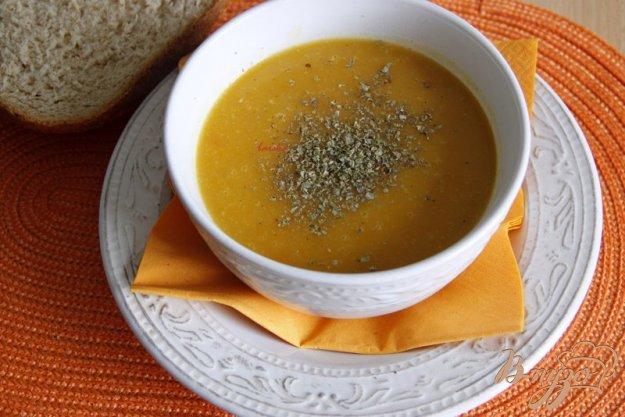 Рецепт Морковно-картофельный суп-пюре