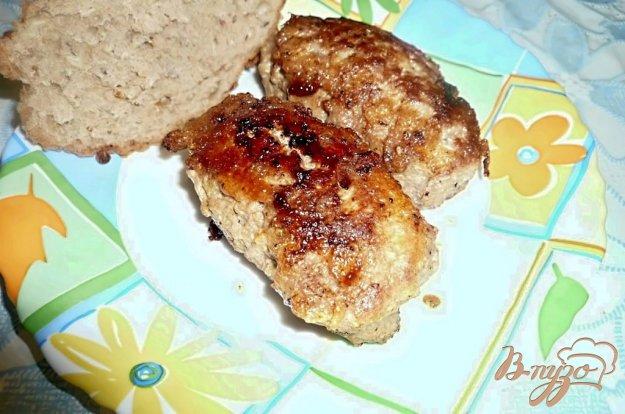 Рецепт Зразы с яйцом и зеленым луком