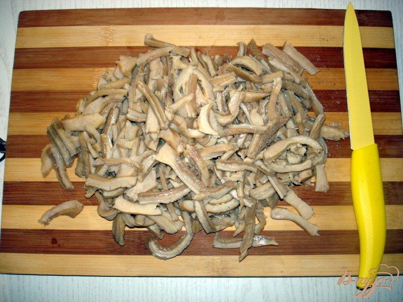 Фото приготовление рецепта: Рубец в сливках шаг №3
