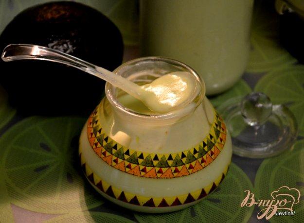 Рецепт Майонез с авокадо