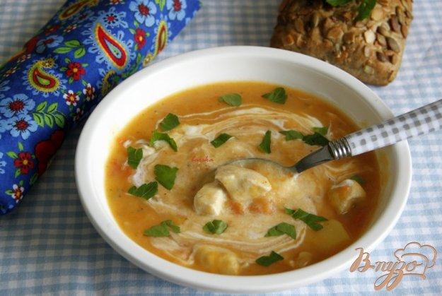 Рецепт Картофельный айнтопф с курицей