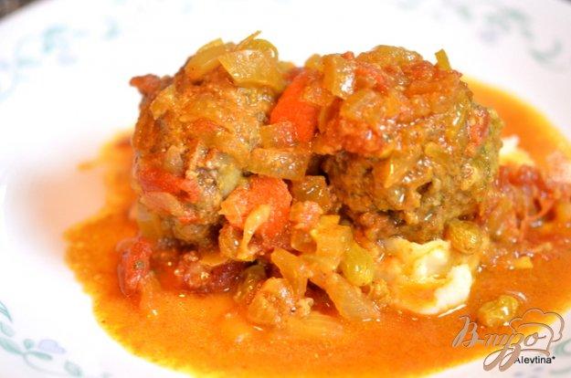 Рецепт Марокканские фрикадельки из говядины