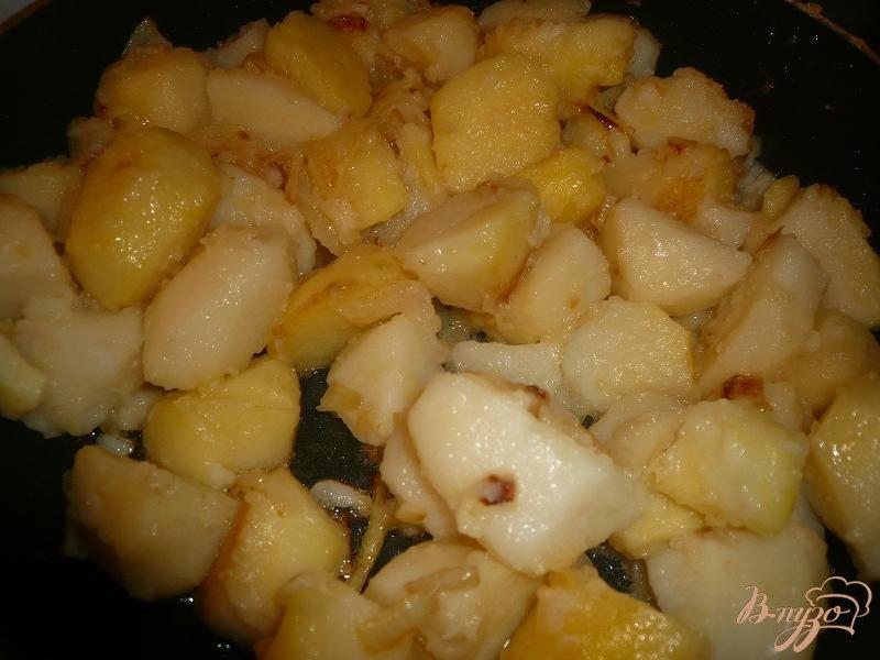 Фото приготовление рецепта: Картошка по-домашнему шаг №4