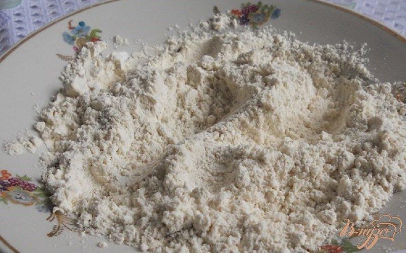 Фото приготовление рецепта: Печень индейки в сметане шаг №3