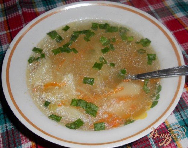 Рецепт Суп картофельный с вермишелью