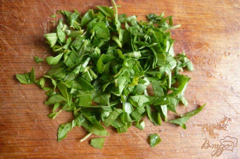 Фото приготовление рецепта: Густой соус из баклажанов шаг №7