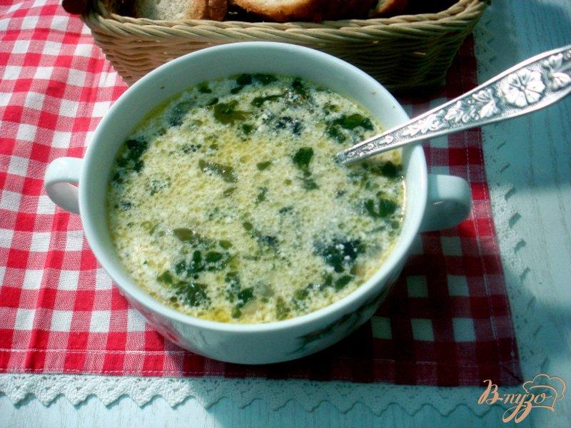 Фото приготовление рецепта: Суп грибной с опятами шаг №6