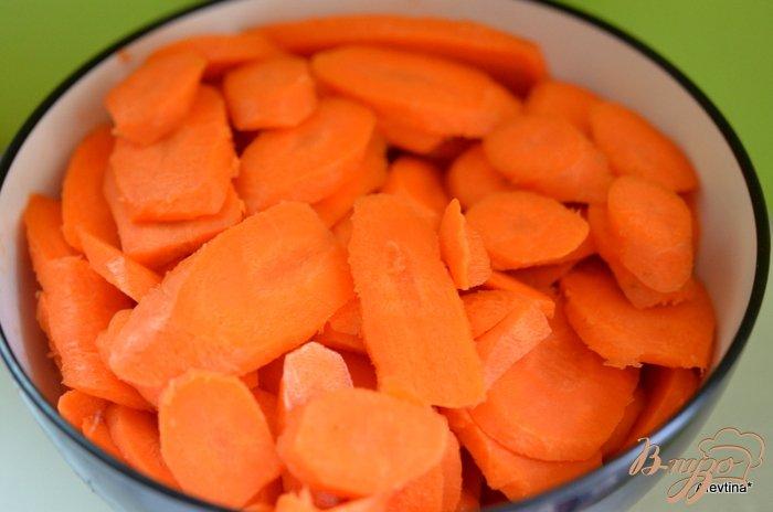 Фото приготовление рецепта: Маринованная морковь шаг №1