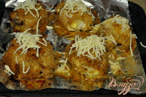 Курица в хлебной крошке