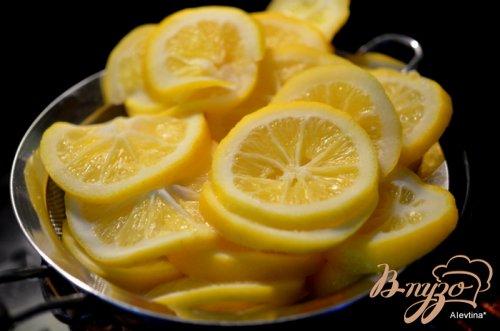 Джем лимонов Мейера с шампанским