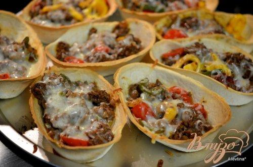 Говядина с мексиканским вкусом