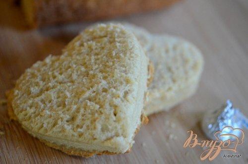 Сладкий хлеб капуччино