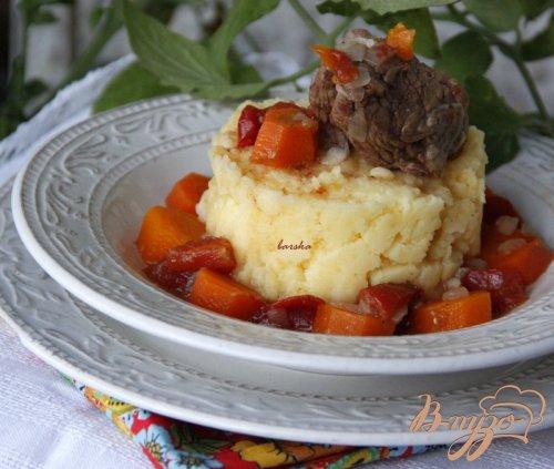 �������� � �������� (Boeuf aux carottes)
