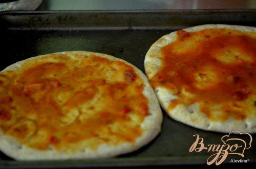 Пицца по -быстрому