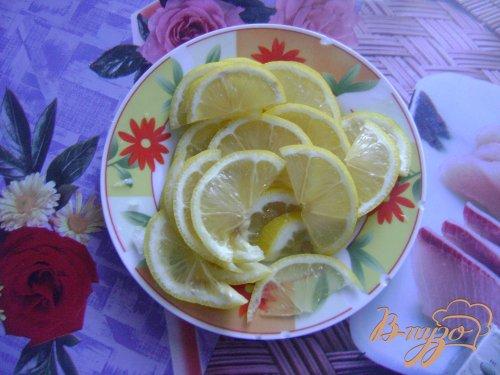 Курица с лимоном и травами