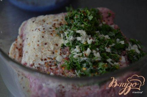 Фрикадельки с сыром по-итальянски