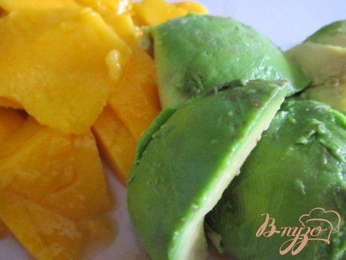 Десертный крем из авокадо