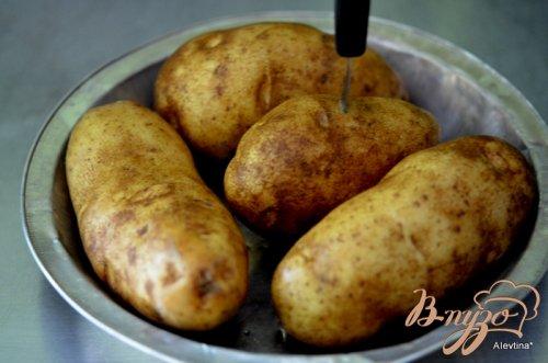 Слоппи запеченный картофель