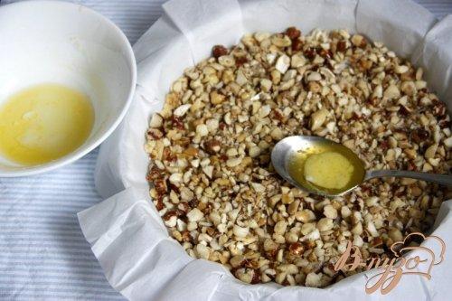 Венский яблочно-ореховый пирог