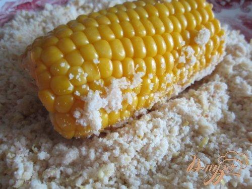 Сладкая кукуруза в шубке