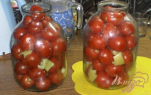 Консервированные помидоры проще простого