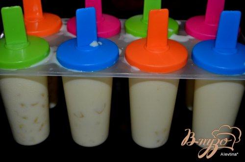 Кукурузное мороженое