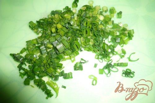 Зразы с яйцом и зеленым луком