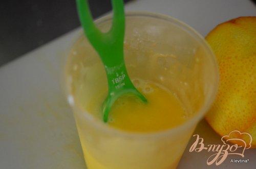 Апельсиновый брауни