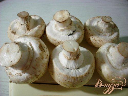 Котлеты грибные
