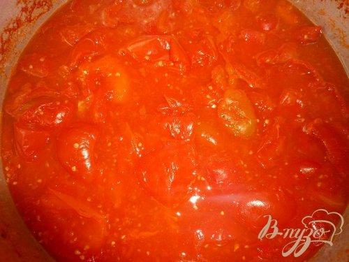 Домашний томатный соус к спагетти и пицце