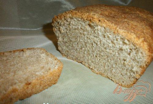 Ржано-пшеничный хлеб с сыром