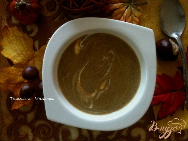 фото рецепта: Суп-пюре