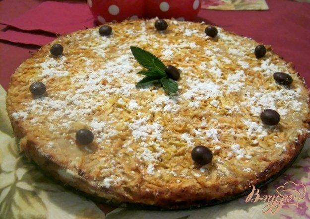 Варшавський яблучний пиріг. Як приготувати з фото