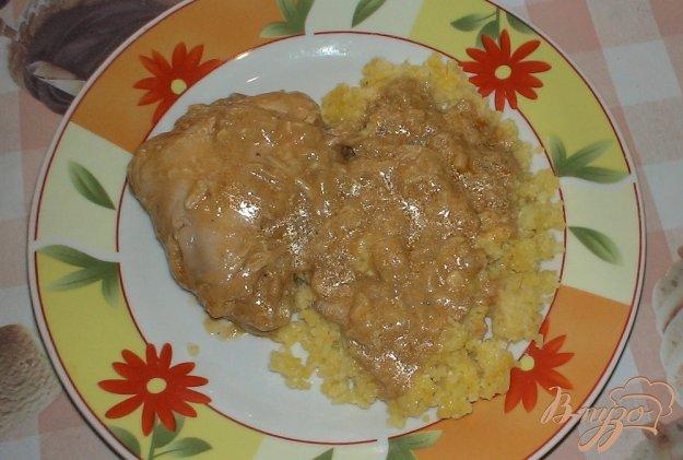 Рецепт Курица по-венгерски