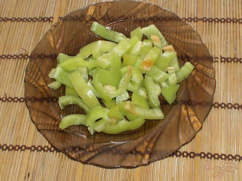 Фото приготовление рецепта: Куриное филе по-китайски с рисом шаг №2