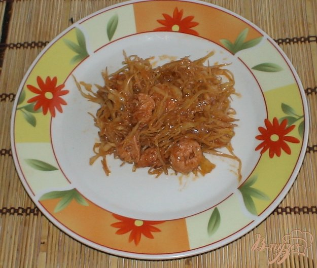 Рецепт Капуста с сосисками