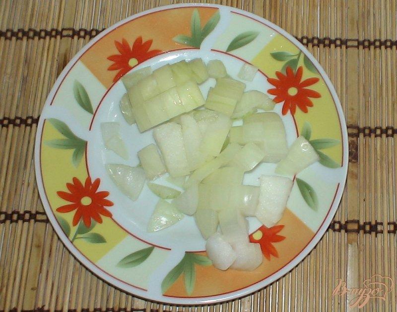 Фото приготовление рецепта: Фрикадельки в соусе шаг №4