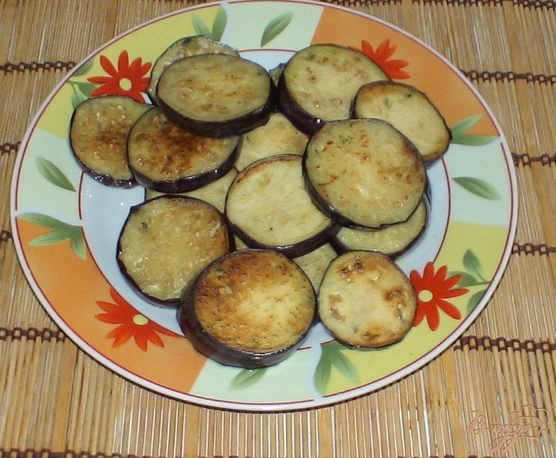 Фото приготовление рецепта: Запеченные овощи шаг №3