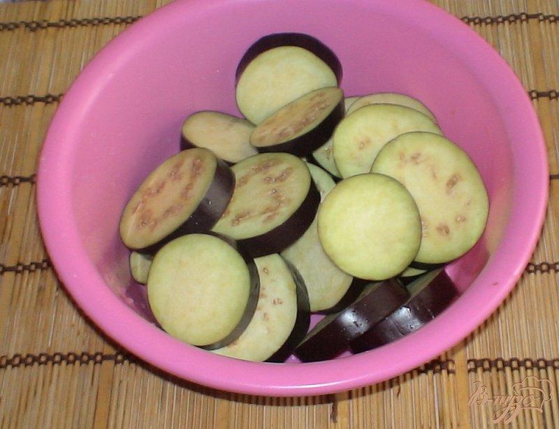 Фото приготовление рецепта: Запеченные овощи шаг №2